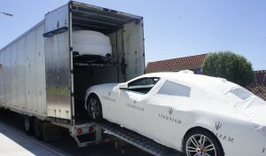 Luxury Vehicle Transport