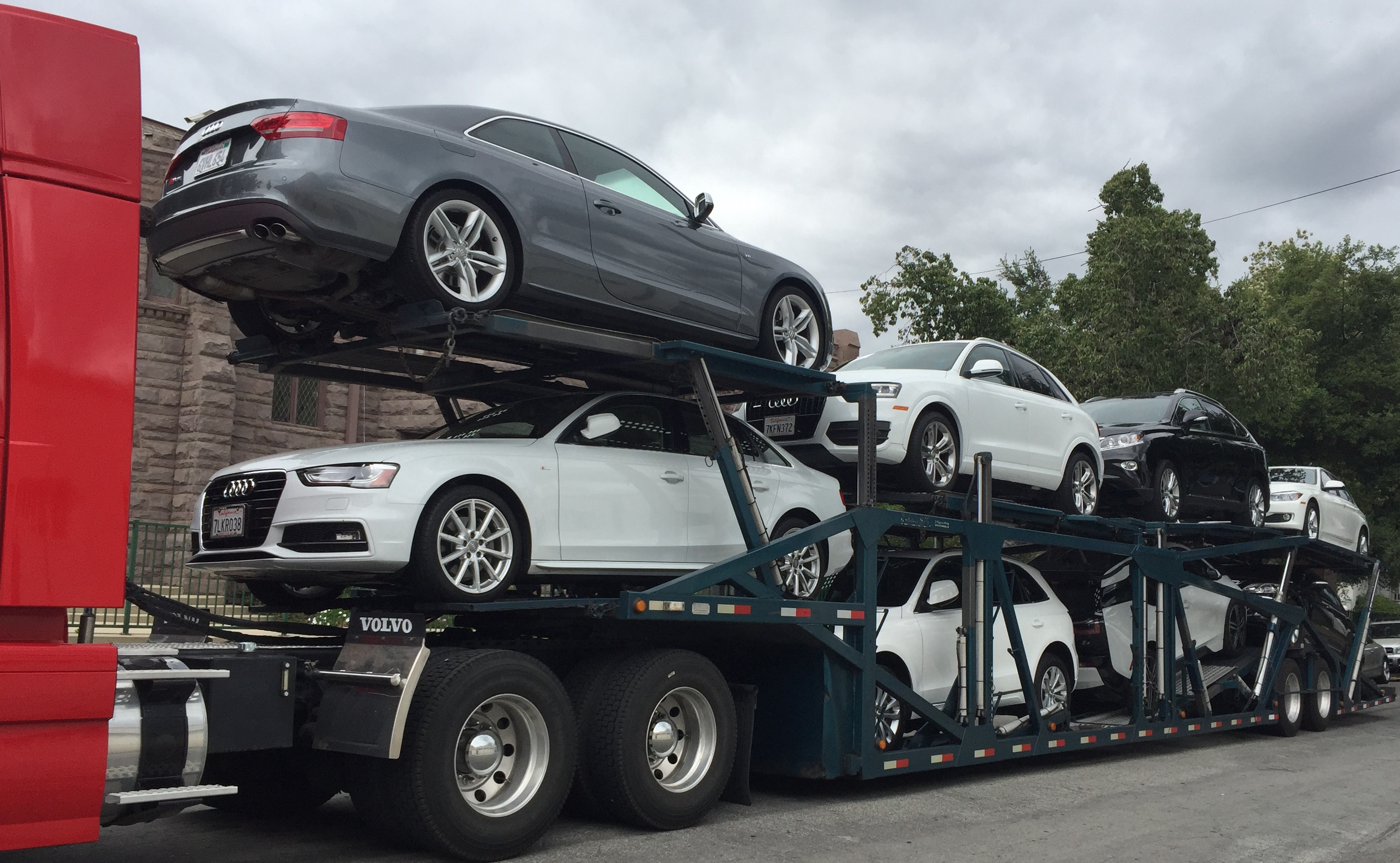 Open Transport Car Shipping Atlanta Car Transport 404 800 6200