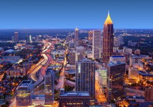 Atlanta Will Beat Silicon Valley into Becoming the Tech Hub