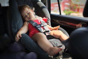 Avoid Leaving Children in Hot Cars: 18 Children Died So Far This Year