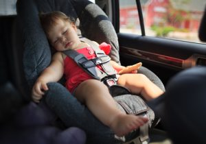 Avoid Leaving Children in Hot Cars: 18 Children Died So Far This Year