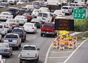 The Authority Is Free to Charge More Money on Atlanta's Express Lanes