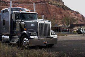 trucking upswing