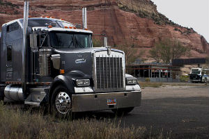 trucking upswing