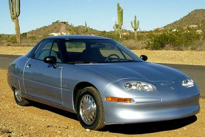 General Motors: Electrics Sleeping Giant