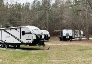 Quarantine At Camp Ends For First State Park Patient