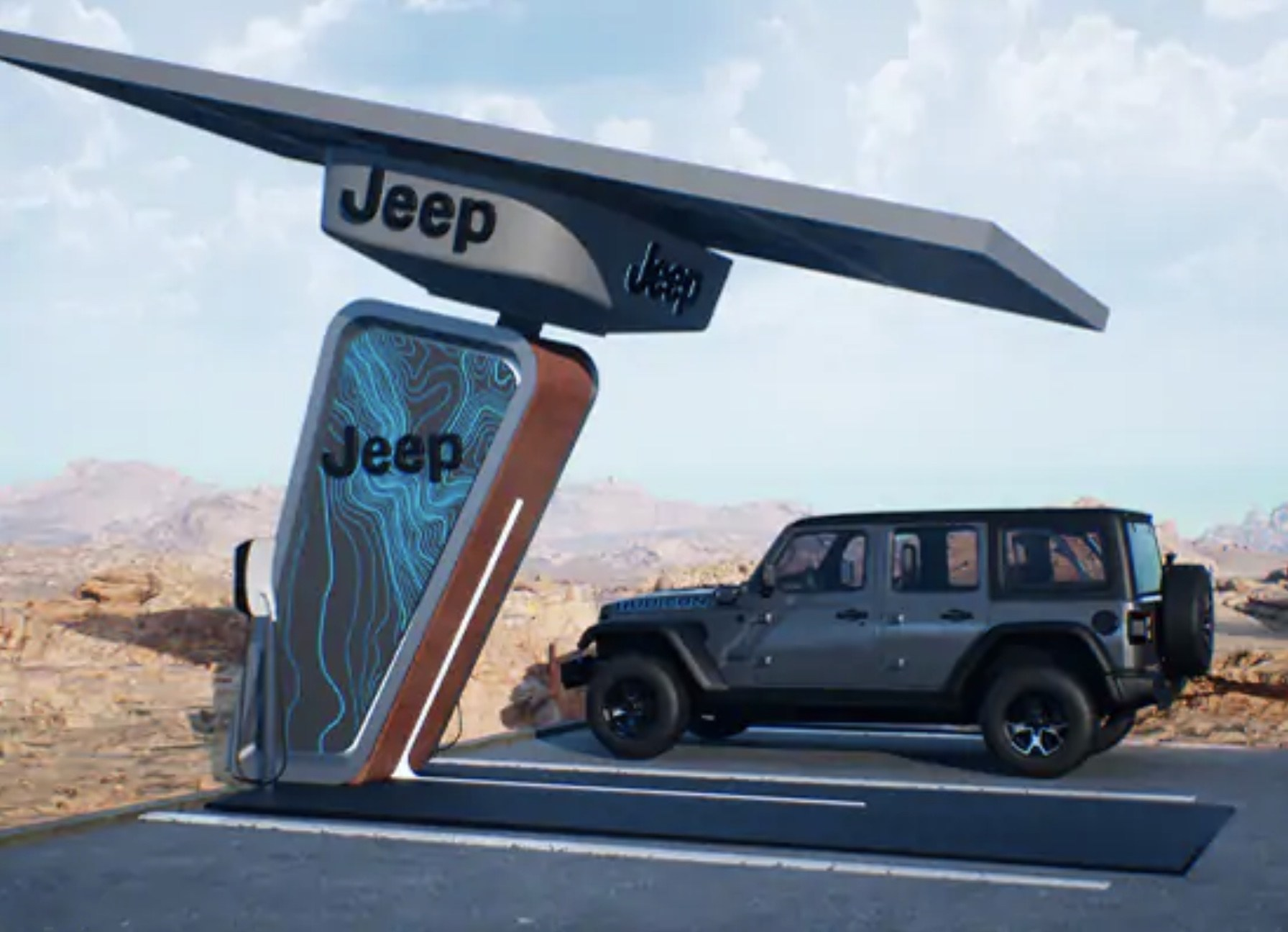 Jeep Wrangler Likely Going To Be A BEV For Everybody To Enjoy