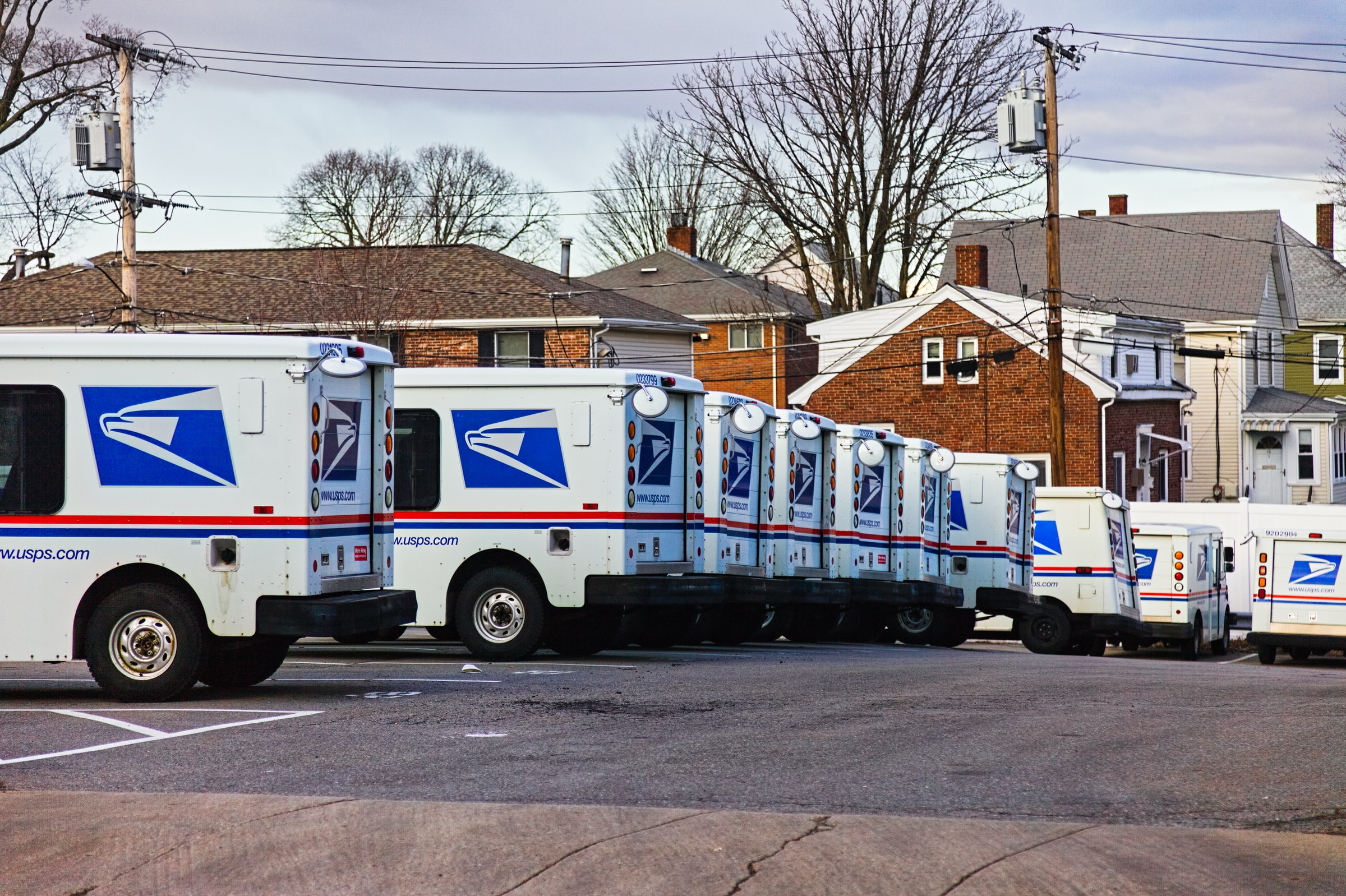 Postmaster General Is Committing to 10% of USPS Fleet Going Electric